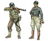 Italeri - I6120 - Maquette - Figurine - Infanterie U S - Echelle 1:72