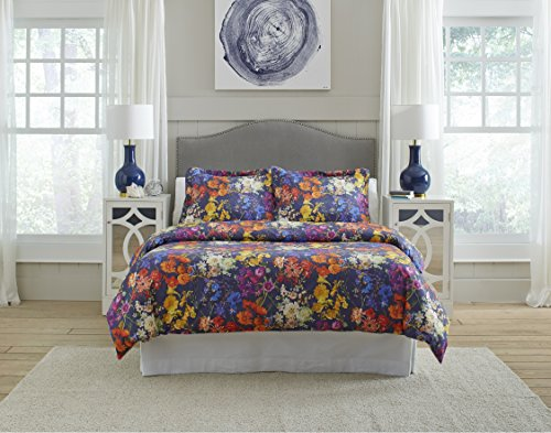 Pointehaven MAR3PKNGCOMF Marseille Digital Print King Comforter Set, -