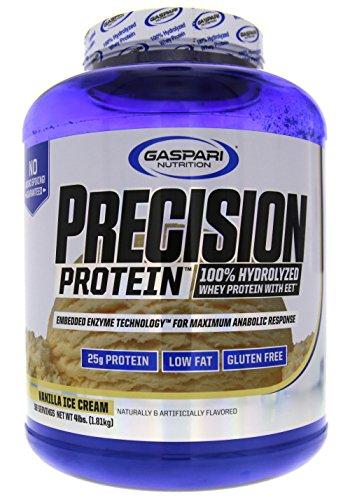 Gaspari Nutrition Precision Protein Vanilla, 4 Pound