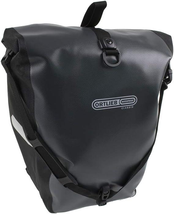 Ortlieb Bolsa para Roller Classic QL2, 1, Color Negro - Asphalt-Schwarz, tamaño 32 x 17 x 42 cm, 40 Liter, Volumen Liters|40.0: Amazon.es: Deportes y aire libre