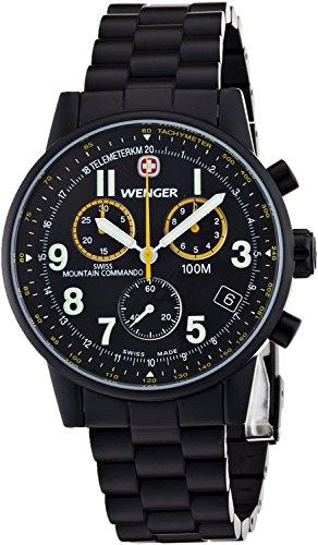 WENGER watch command Chrono 70705.XL Men's [regular imported goods]