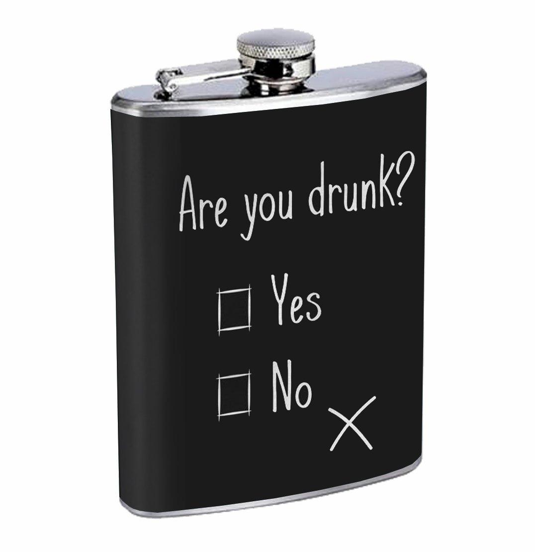 高価値セリー Are Funny Are You Drunk Funny Whiskey 8オンスステンレス鋼フラスコDrinking Whiskey B075CT3Z9Z, 当店の記念日:dbfe6da9 --- a0267596.xsph.ru