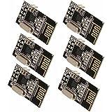 SODIAL(R) 6x 2,4 GHz Emetteur-recepteur sans fil Module NRF24L01