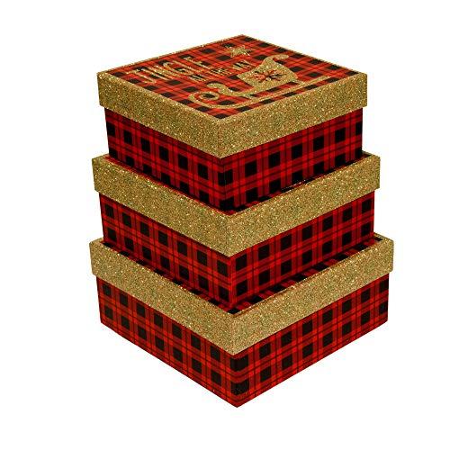 Glitter Gift Box - 3