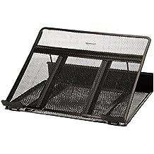 AmazonBasics Ventilated Adjustable Laptop Stand, 6-Pack