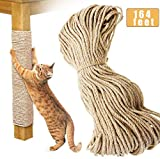 """164 Ft x 10 MM Natural Jute Twine, 3/8"""" Heavy"""