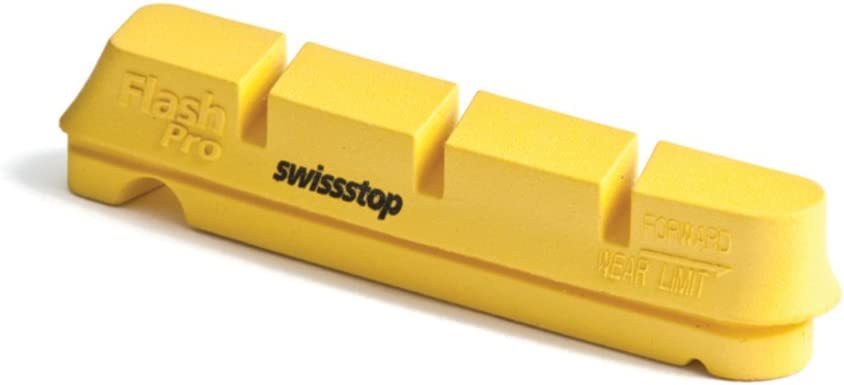 SwissStop YELLOW KING RAT Cantilever//Cyclocross Brake Pads for Carbon Rims