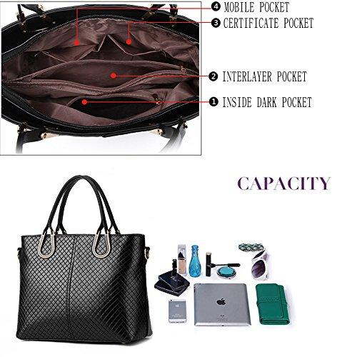 G-AVERIL - Bolso mochila  para mujer Rojo Red rojo vino