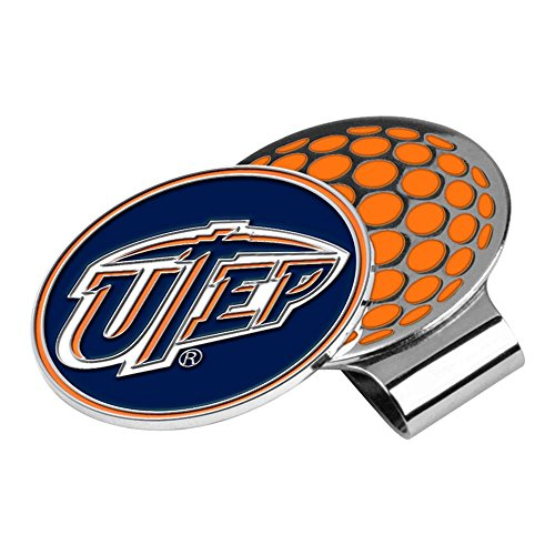 NCAA Texas El Paso Miners Golf Hat Clip with Ball - Sports In Stores El Texas Paso