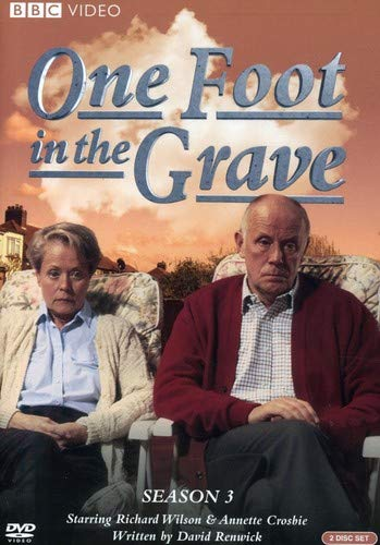 One Foot in the Grave: Season 3 (One Foot In The Grave Victor Meldrew)