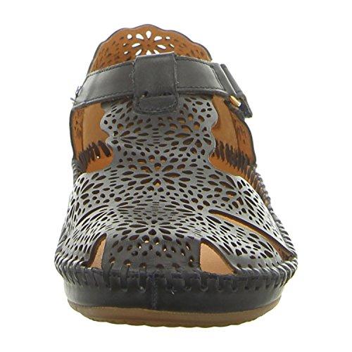 Pantofola Da Donna Pikolinos P.vallarta 655-1574n Blu