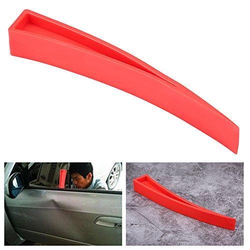 Keenso Red Window Wedge, Plastic Car Door Wedge Car Window Wedge Repair Paintless Dent Repair Tools Unlock Lockout Kit (5pcs) by Keenso (Image #7)
