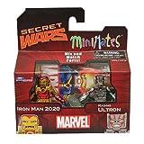 Marvel Minimates Iron Man 2020 & Raging Ultron