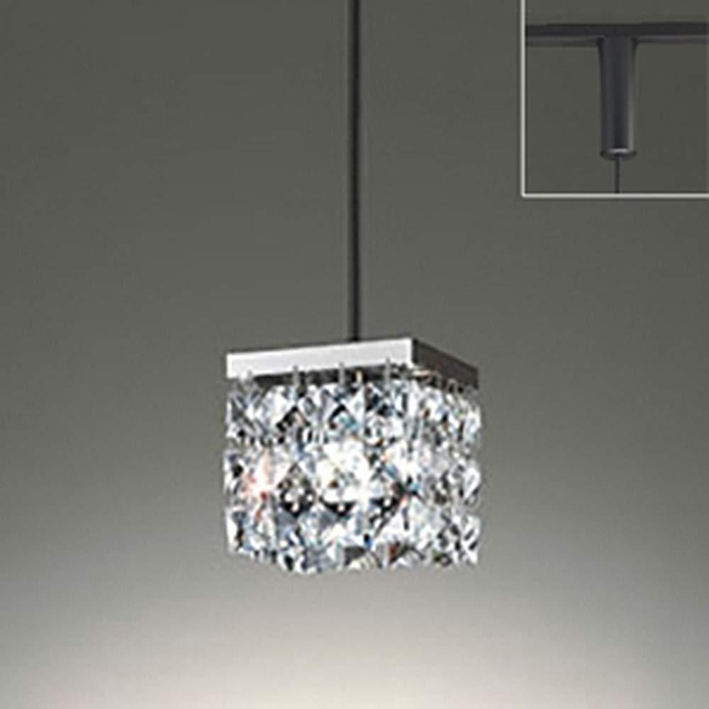 ODELIC オーデリック LEDペンダントライト プラグ レール用 ランプ一体型 調光 調光器別売 電球色 OP252361 B002WBJOSE