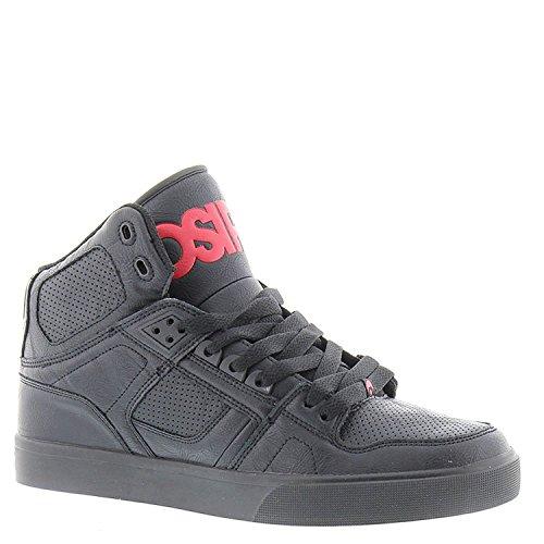 ビジネス予備予備Osiris Men's Nyc 83 Vlc Skate Shoe Black/Red/Red 8.5 M US [並行輸入品]