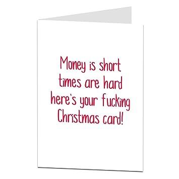 Alternative Anti Christmas Card Perfect To Bah Humbug Brothers ...