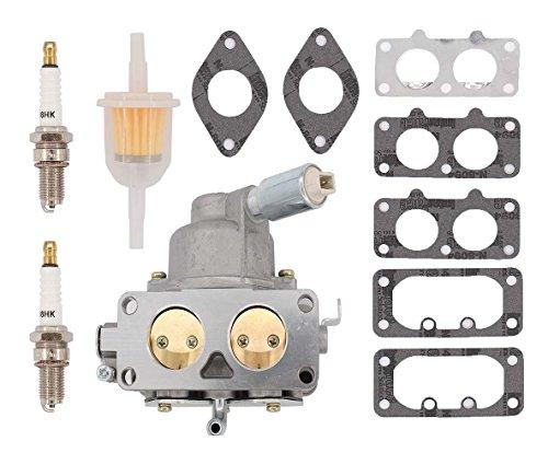Carburetor For Briggs & Stratton 791230 799230 699709 499804 Carb 20HP 21HP 23HP 24HP 25HP intek V-twin Engine Carb (Briggs And Stratton Intek V Twin Problems)