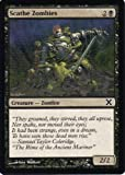 Scathe Zombies Playset of 4 (Magic the Gathering : 10th Edition #175 Common)