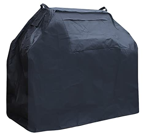 Heavy Duty Waterproof Rain Cover for Garden Patio Gas Grill Coal Barbeques  BBQ