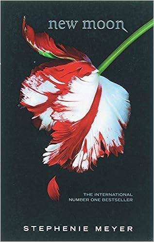 Znalezione obrazy dla zapytania Stephenie Meyer New Moon