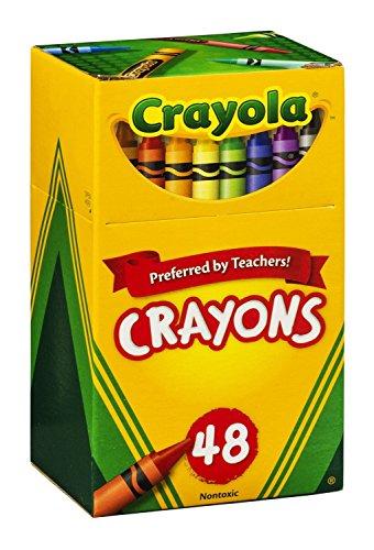 Crayola 48ct Crayons (Pack of