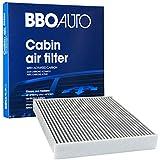 BBO AUTO BCF10285 Premium Cabin Air Filter with Active Carbon Media – Fits Toyota Corolla Camry Rav4 Highlander   Scion   Subaru (CF10285 REPLACEMENT)