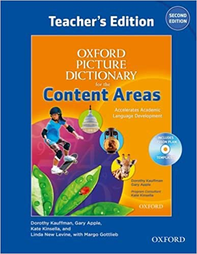 Oxford Picture Dictionary for the Content Areas Teacher's Edition ...
