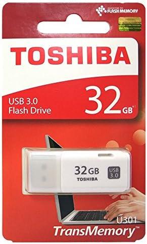 Toshiba Thn U301w0320a4 Flash Disk Transmemory U301 Elektronik