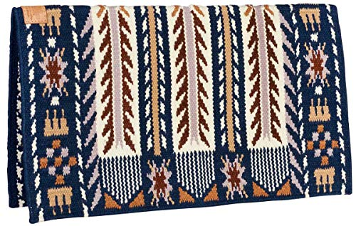 Southwestern Equine American Heritage Special Edition Good Medicine Morning Star Show Blanket (Night/White Sand)