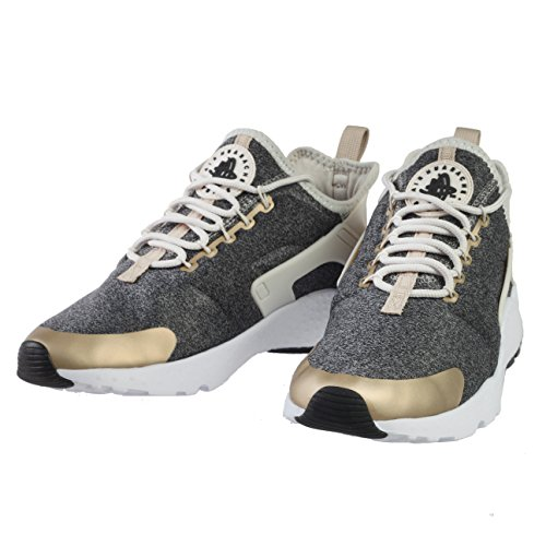 Nike W Huarache Aria Eseguito Ultra Sé Donne 859.516-102 Lt Orewood Brn / Lt Orewood