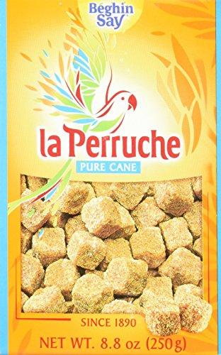 La Perruche Pure Cane, Brown, Rough Cut Cubes, ()