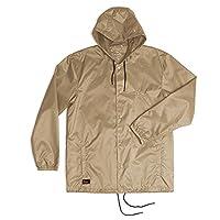 Imperial Motion Men's NCT Vulcan Coaches Jacket, Khaki, Large
