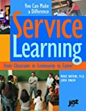 Service-Learning, Marie Watkins and Linda Braun, 1558641505