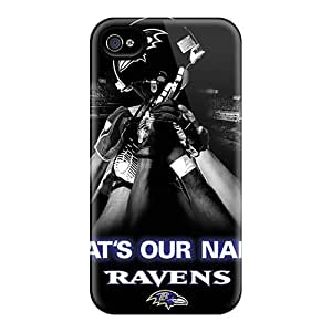 High Grade Richardcustom2008 Flexible Tpu Cases For Iphone 6 - Baltimore Ravens by supermalls