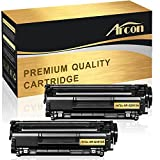 hp 3030 toner cartridge - Arcon 2 Pack Compatible HP 12A Q2612A Toner Cartridge for HP Laserjet Printer 1010 1012 1015 1018 1020 1022 1022n 1022nw 3015 M1005 M1319F Printer Toner Cartridge
