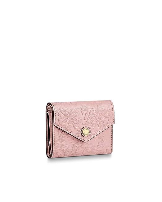 7d7ccf4ff Louis Vuitton Zoe Wallet Rose Poudre Monogram Empreinte M62936: Amazon.ca:  Clothing & Accessories