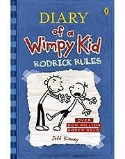 Rodrick Rules: Diary of a Wimpy Kid (BK2)