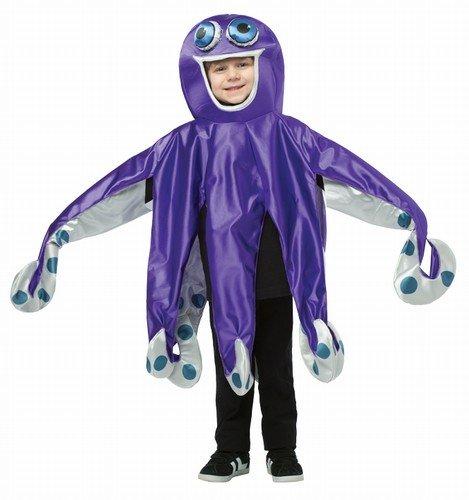 Rasta Imposta Octopus Costume, 7-10
