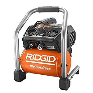 Amazon.com: Ridgid R0230 1 Gal. 18-Volt Brushless Cordless