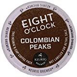Eight O Clock Coffee, Colombian Peaks, 96 Count