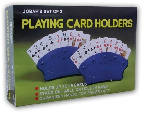 Job S/2 Playing Card Holders (Pack Of 96)