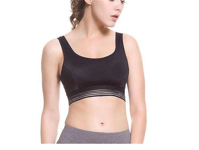 a5839e60acf8 Yandam Sports Bra Sexy Seamless Underwear Beauty Back Bra at Amazon Women's  Clothing store: