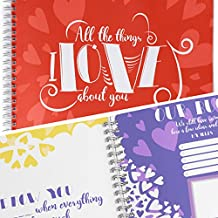 Best Boyfriend or Husband Ever Memory Book - Love Friendship Gifts. Cute Couples Gifts to Fill in With Your Words. A Keepsake Full of Colorful Pages. Great Present for Anniversary or Valentines Day