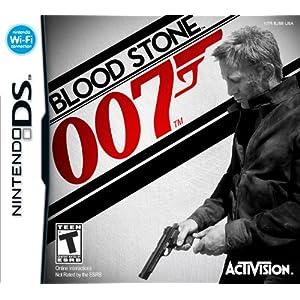 James Bond 007: Blood Stone - Nintendo DS