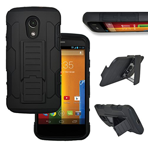 Moto G 2nd generation Case By GTRADE Belt - Moto E 2nd Generation 3d Cases