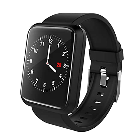 Amazon.com: BF: Smartwatch Android iOS Bluetooth Smart ...