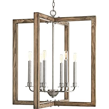 progress lighting p400047 020 briarwood four light chandelier