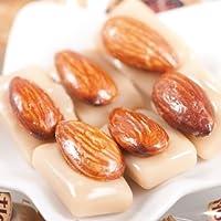 乐天 韩国食品 韩国糖果 韩国原装进口 乐天杏仁糖 90g 最新包装