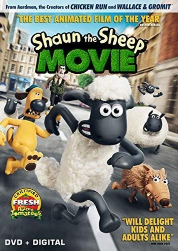 (Shaun the Sheep Movie [DVD + Digital])