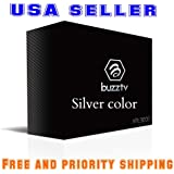 BuzzTV XPL3000 Quad Core Android TV Box and Premium Streaming Media Player Powered by 6 Marshmallow (silver) ( USA seller)